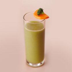 Šťáva z mrkve a brokolice