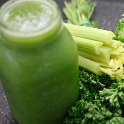 Zelená šťáva pro váš imunitní systém